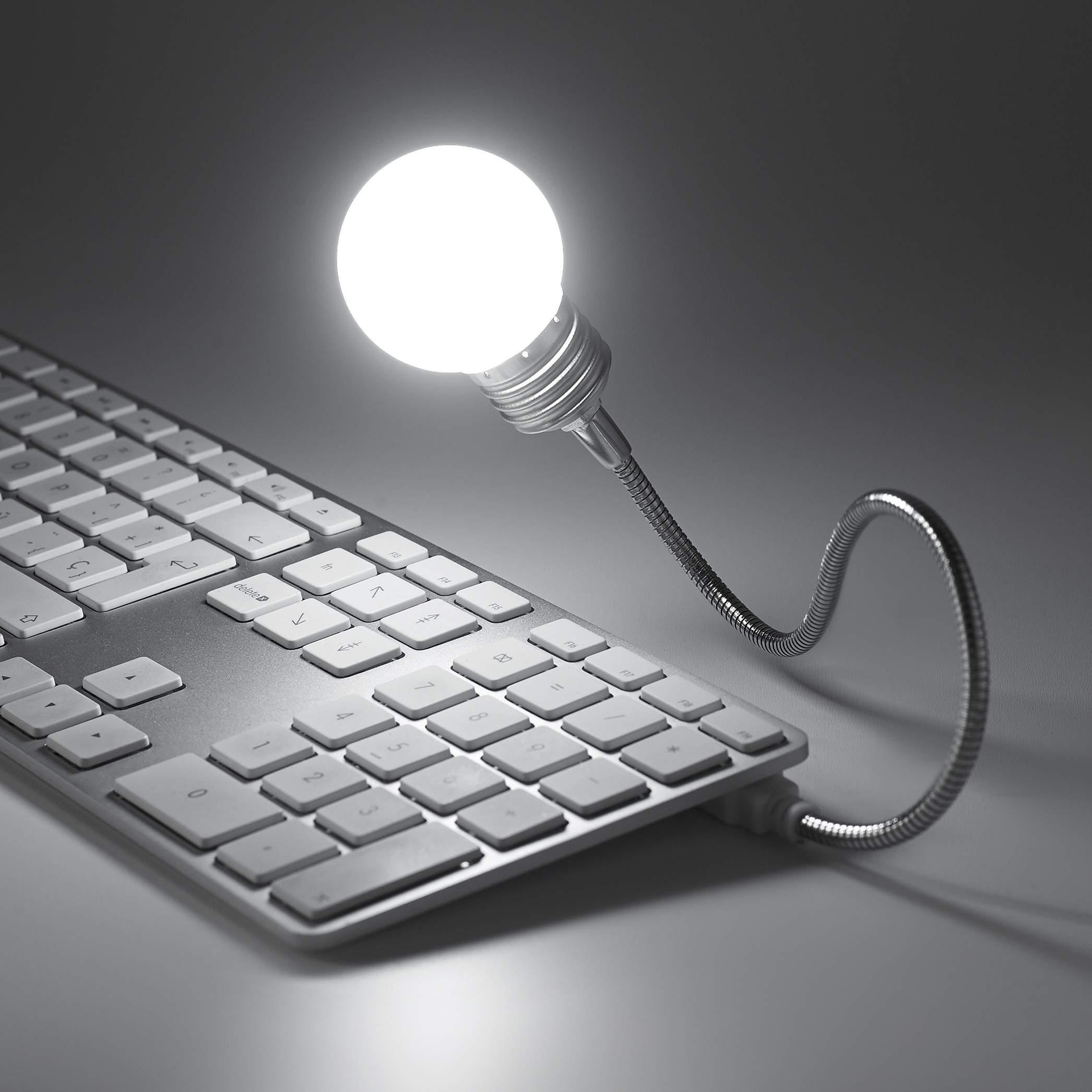 Lampe USB en forme d'ampoule   Bulblight