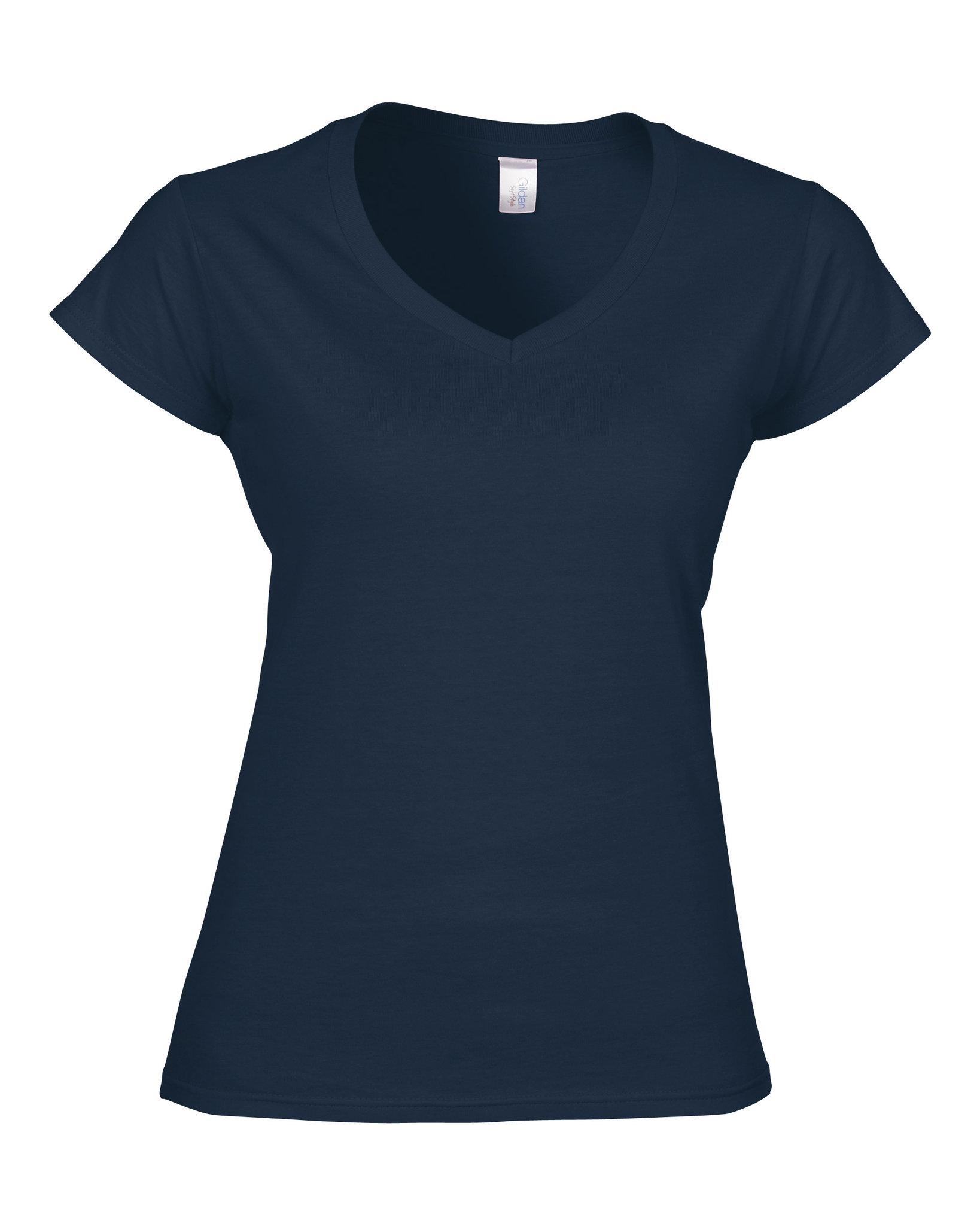 Tee-shirt femme col V 185