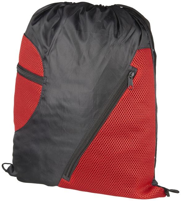 Gymbag publicitaire maille filet Move It - sac à dos personnalisable
