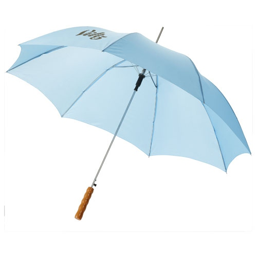 Parapluie personnalisé Elmer - objet publicitaire - bleu ciel