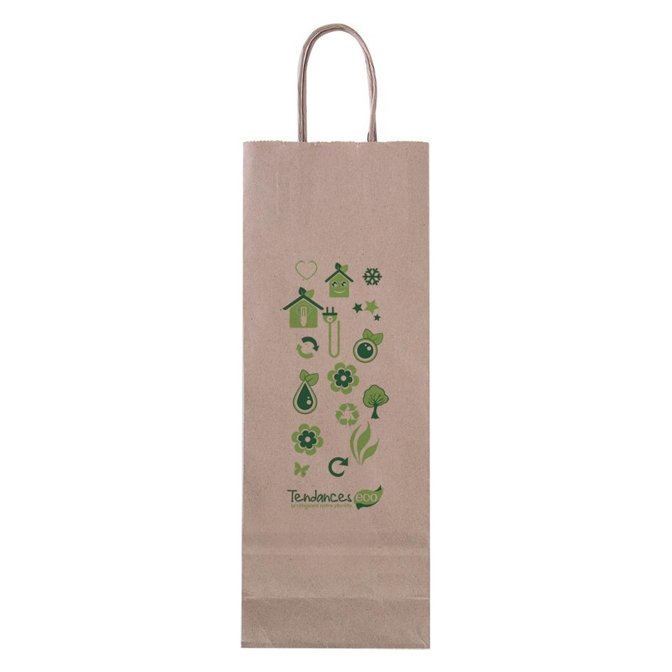 Sac à bouteille promotionnel Grenache - goodies écologique