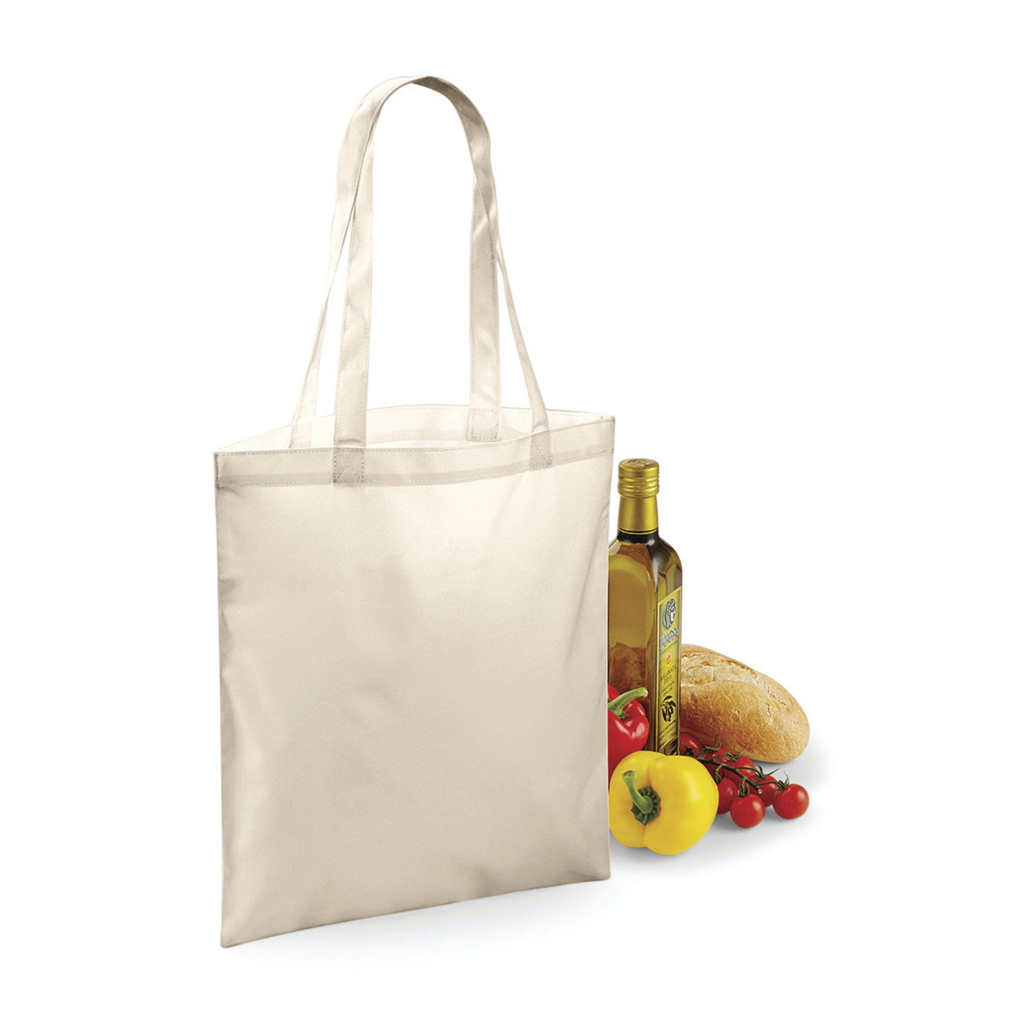 Sac shopping publicitaire Shooper - sac shopping personnalisable