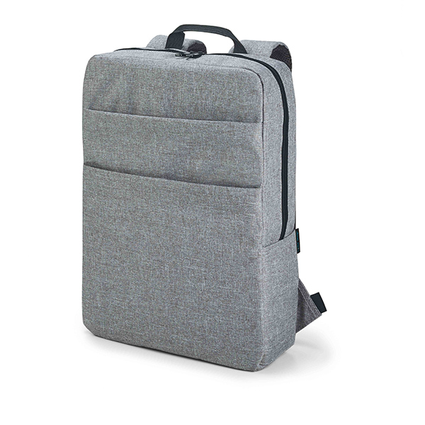 Sac à dos publicitaire pour ordinateur Rust, sac à dos personnalisable