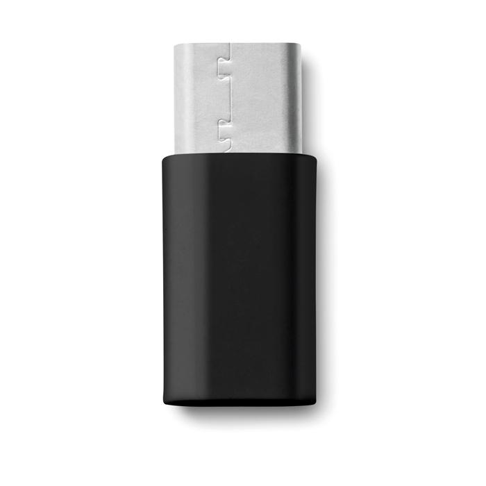 Objet publicitaire - Adaptateur Micro USB à type-C Link