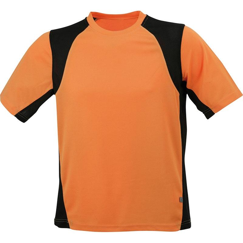 Tee-shirt publicitaire running homme Lucas - Tee-shirt personnalisé running homme Lucas