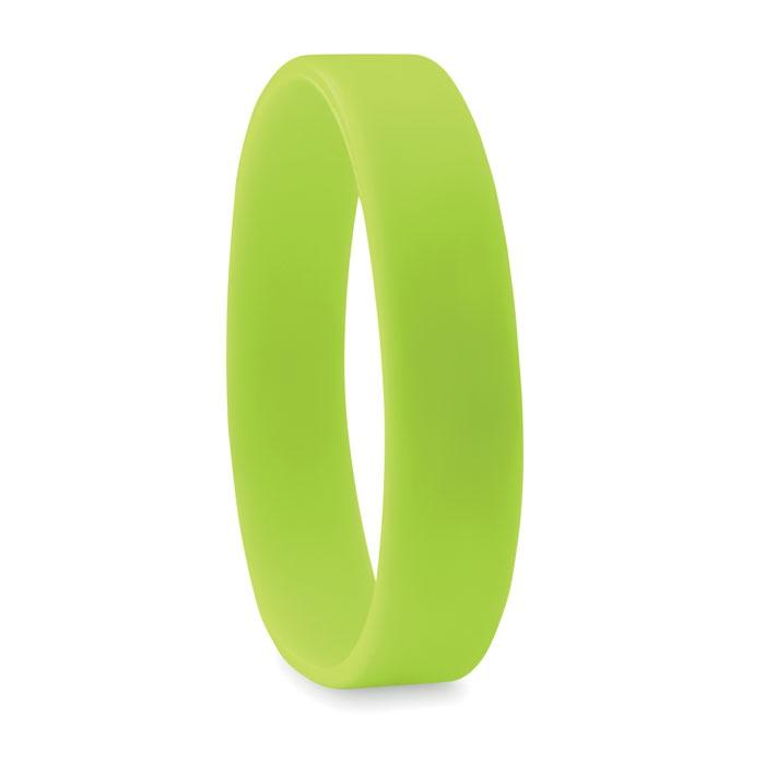 Goodies - Bracelet publicitaire en silicone Event vert