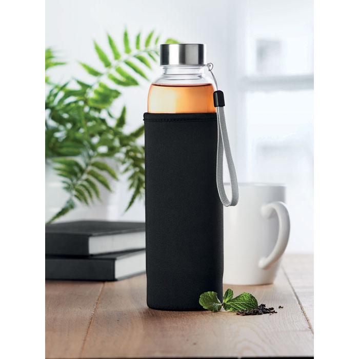 Bouteille personnalisable en verre UTAH TEA