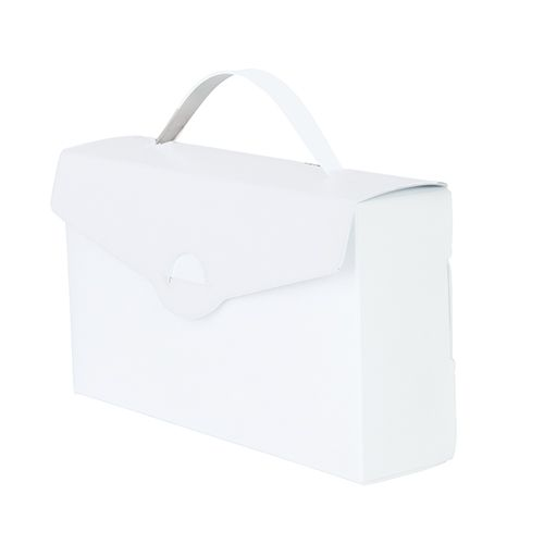 Valisette publicitaire polypro Roll - porte-documents personnalisable
