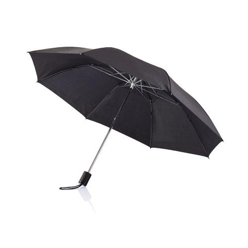 Parapluie pliable publicitaire Deluxe - parapluie personnalisé