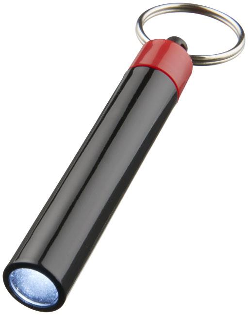 Porte-clés personnalisé lampe Retro - porte-clés publicitaire