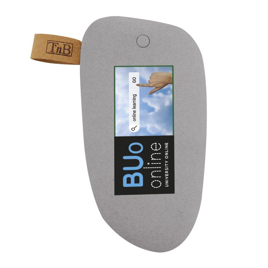 Batterie de secours personnalisable Stone 4600 mAh - cadeau publicitaire