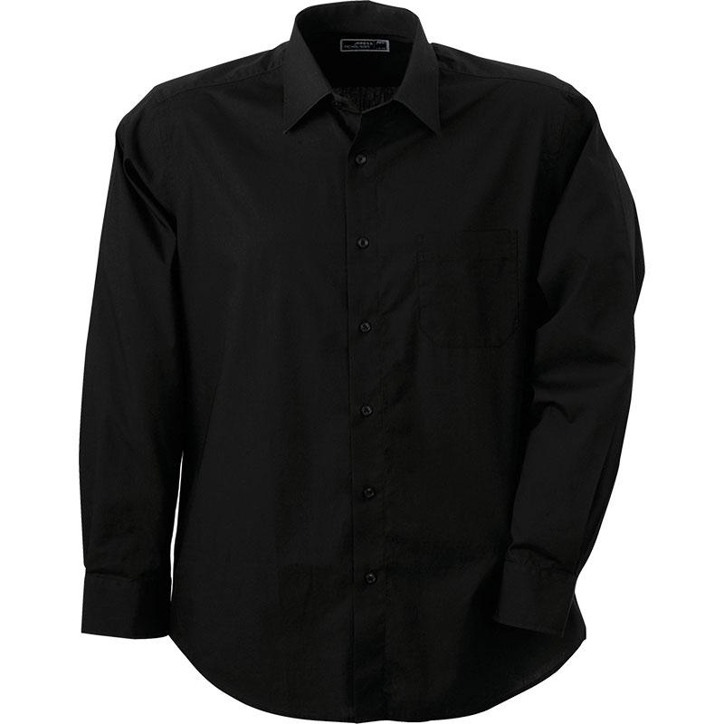 Chemise personnalisable pour homme Dan marron - chemise promotionnelle