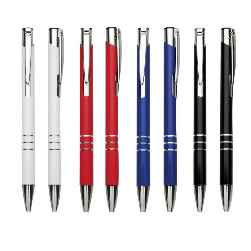 Parure de stylo et portemine Gemello