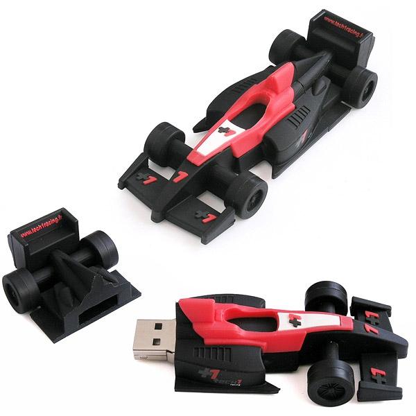 Clé USB publicitaire fashion 3D Made - Objet publicitaire