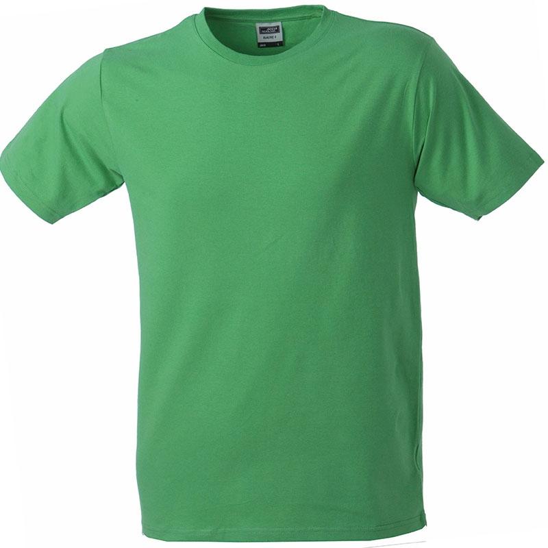 Tee-shirt personnalisable stretch pour homme Beaulieu noir - t-shirt promotionnel