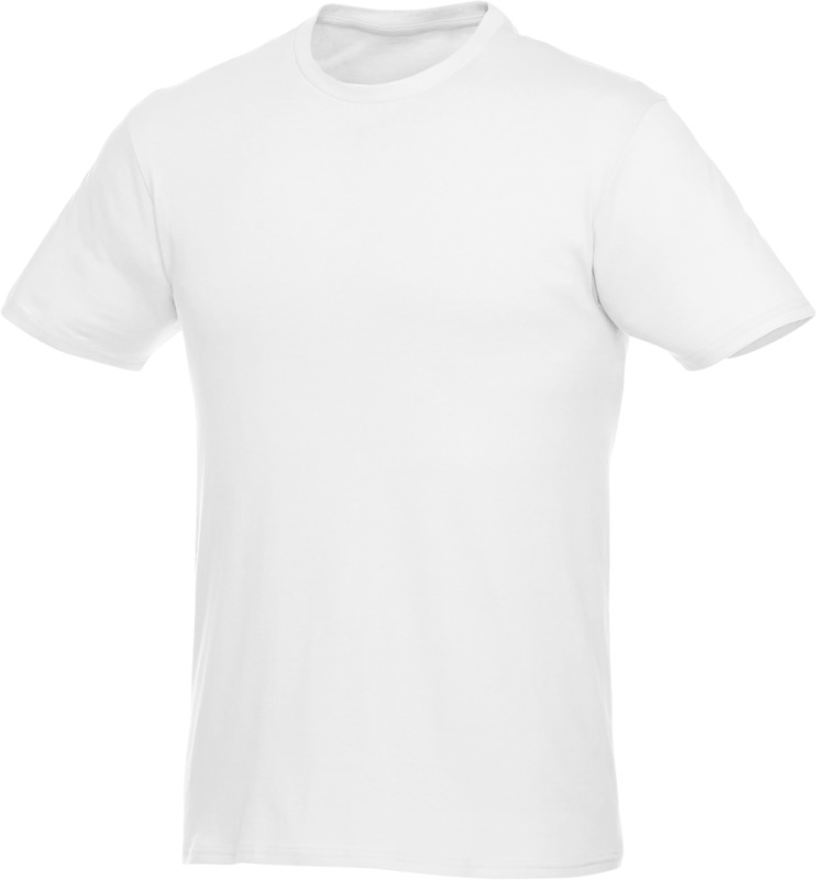 Tee-shirt publicitaire blanc Heros