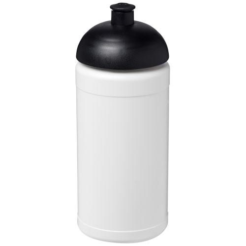 Gourde sport publicitaire Baseline® Plus 500 ml avec couvercle dôme - Objet publicitaire