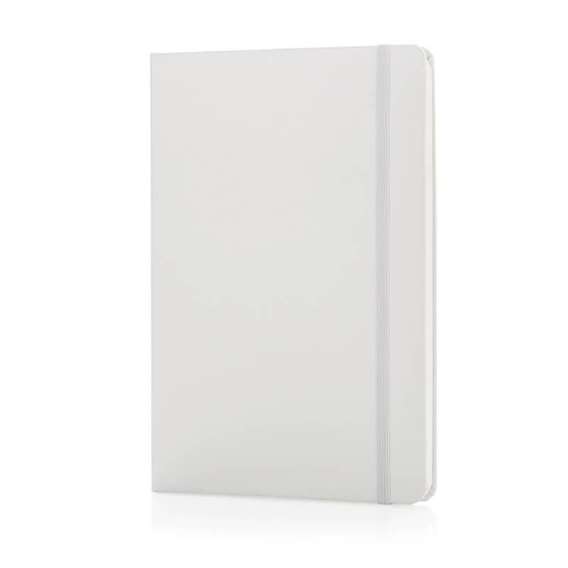 Carnet de notes A5 Basic - rouge