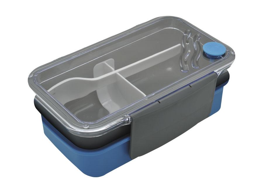Lunch box publicitaire - Bento Kyoto - bleu