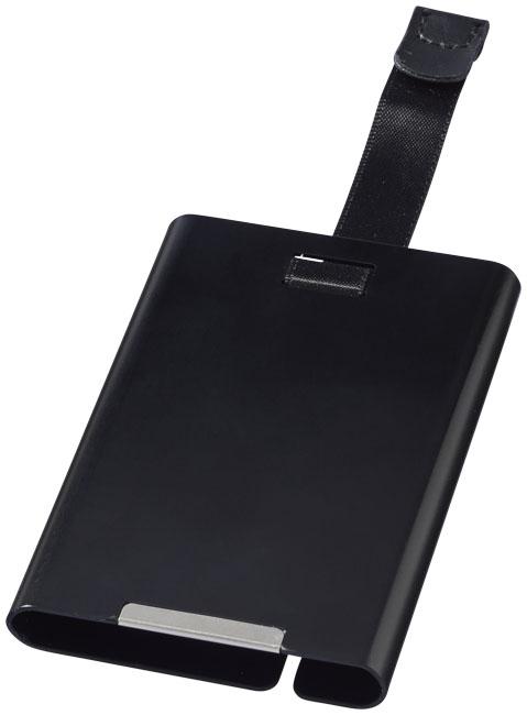 Cadeau d'entreprise - Porte-cartes publicitaire RFID Pilot