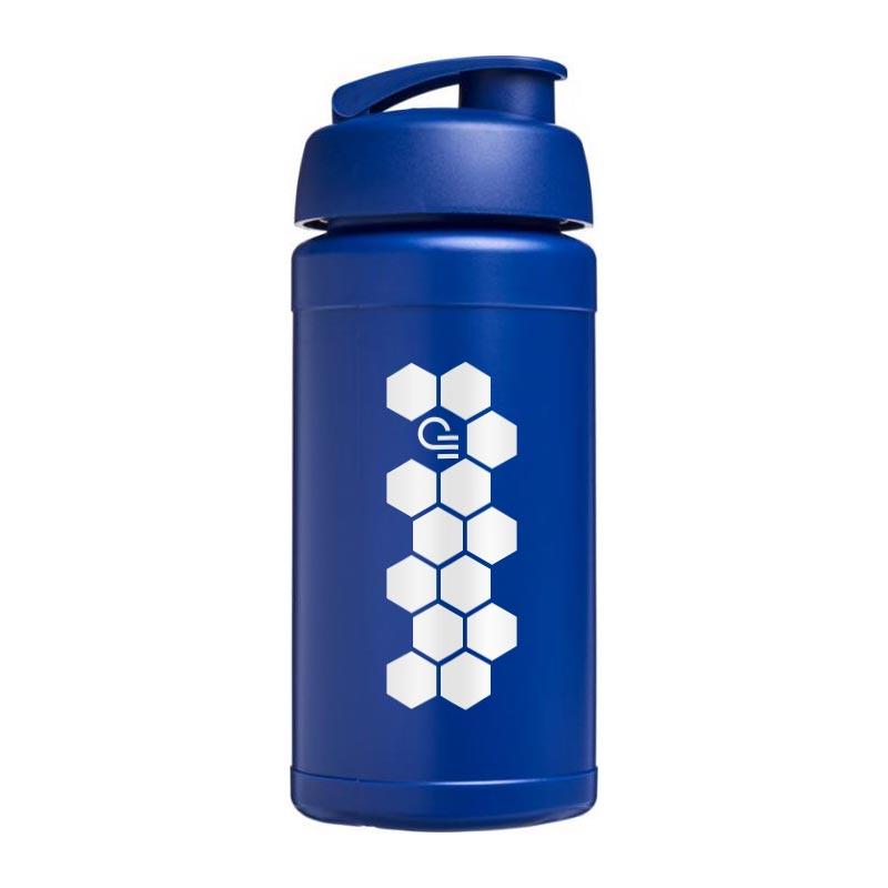 Bouteille de sport Baseline® Plus 500 ml avec couvercle à clapet