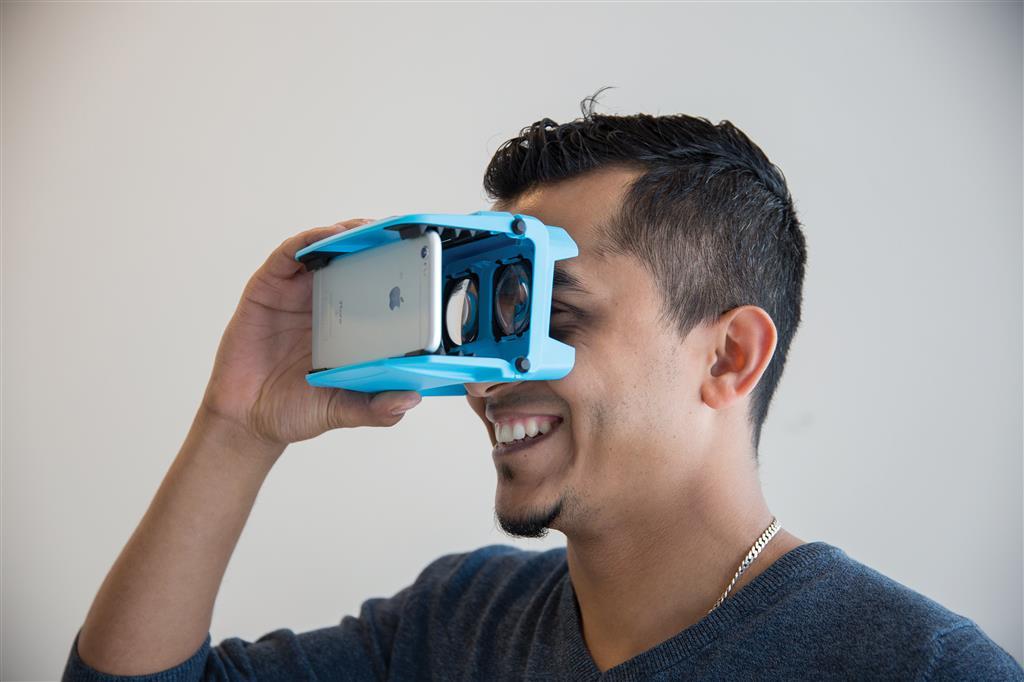 Lunettes de réalité virtuelle Pow