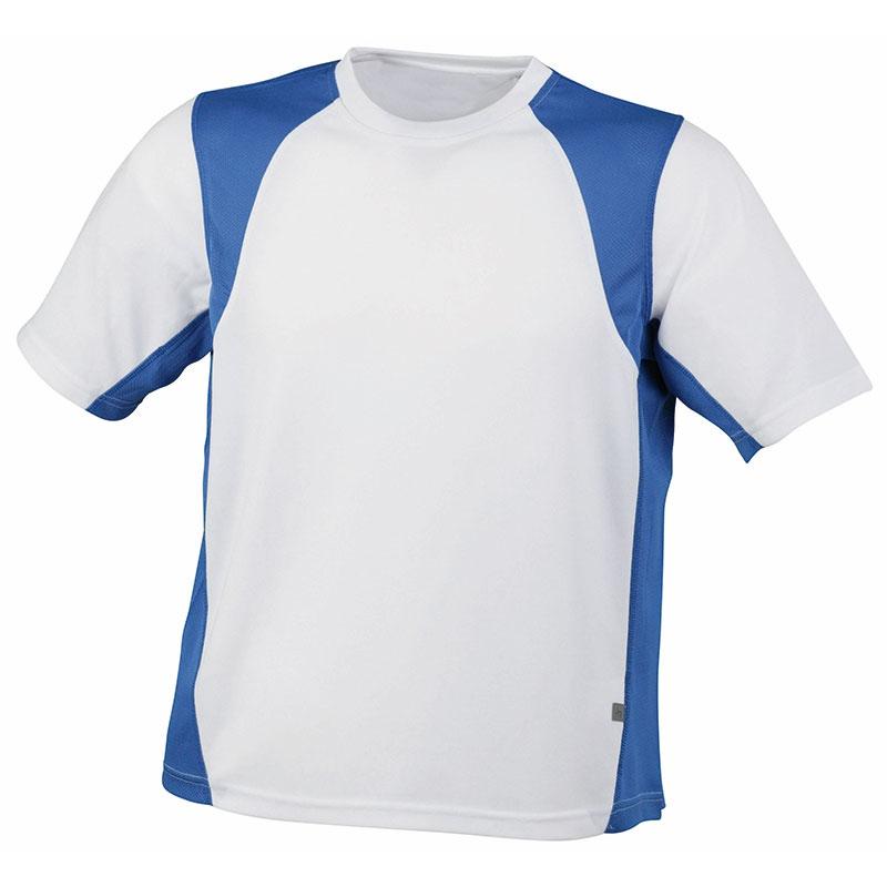 Tee-shirt publicitaire running homme Lucas - Objet publicitaire textile