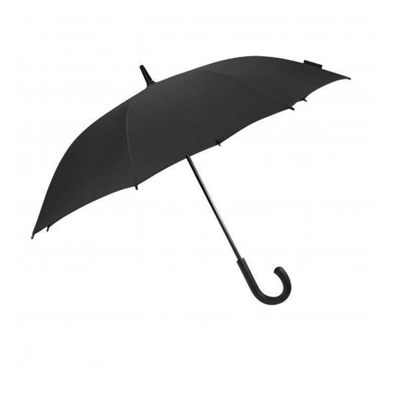 Parapluie publicitaire Foggy - noir