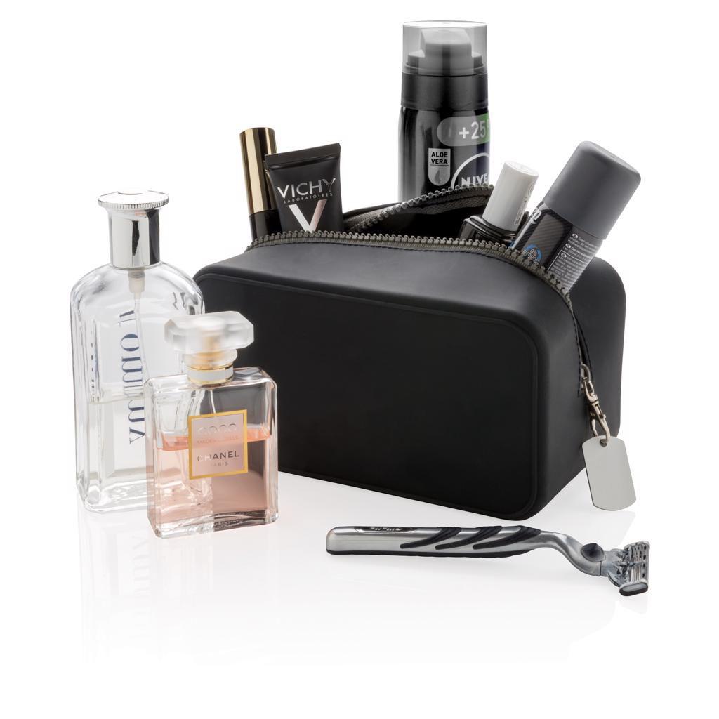 Trousse de toilette personnalisée Daily - Trousse de maquillage publicitaire