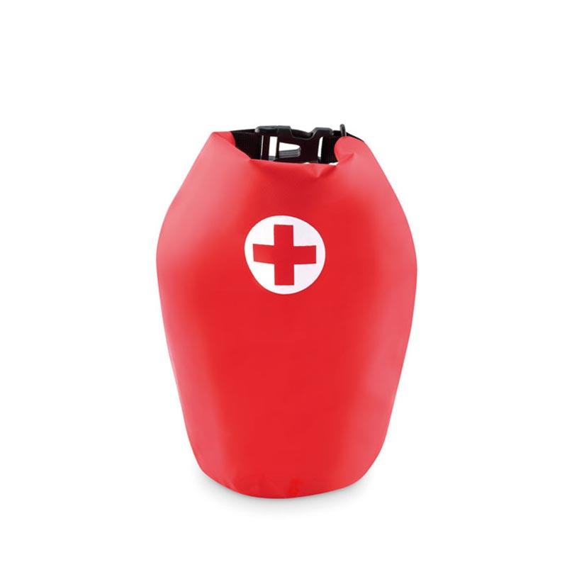 Cadeau d'entreprise - Kit 1er secours étanche   Superbag