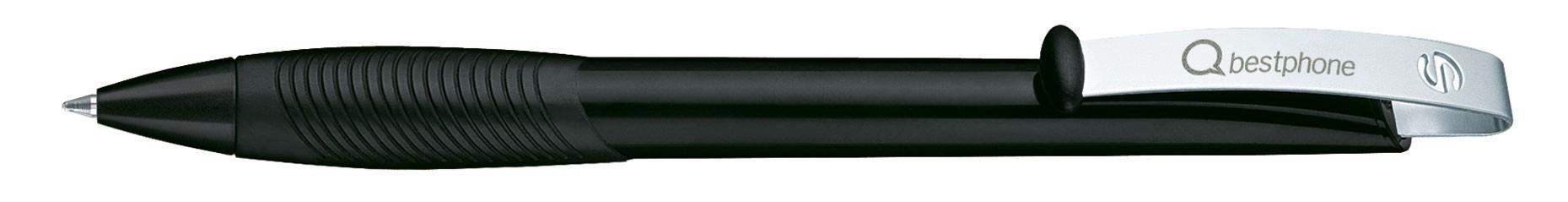 Stylo publicitaire écologique Matrix polished - stylo personnalisable
