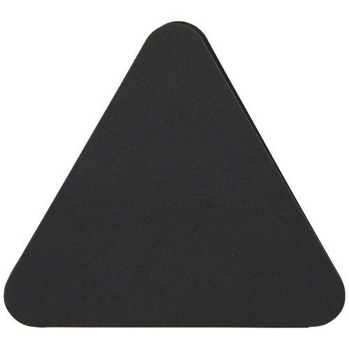 Bloc-notes mémo personnalisé Triangle - Cadeau d'entreprise