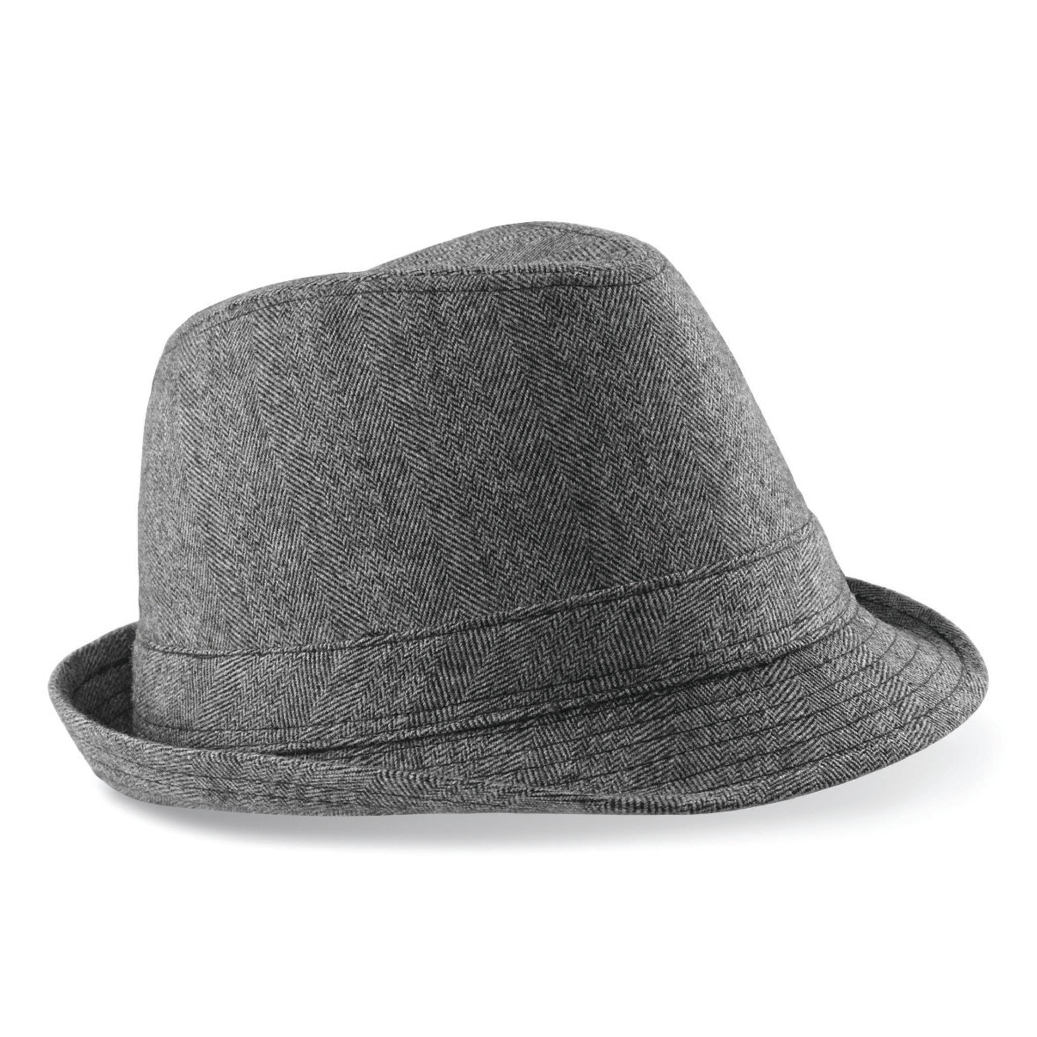 Chapeau promotionnel Urban Trilby - chapeau publicitaire