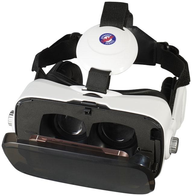 Lunettes de réalité virtuelle personnalisées avec casque intégré Mito - Cadeau promotionnel