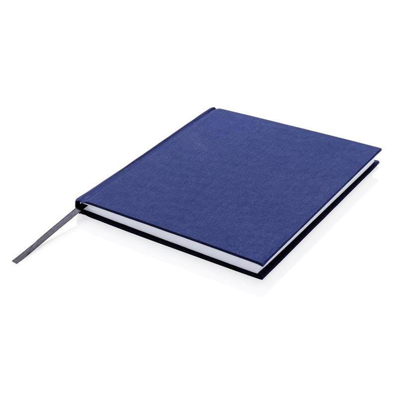 Carnet de notes publicitaire Deluxe 170 x 200mm - Cadeau d'entreprise