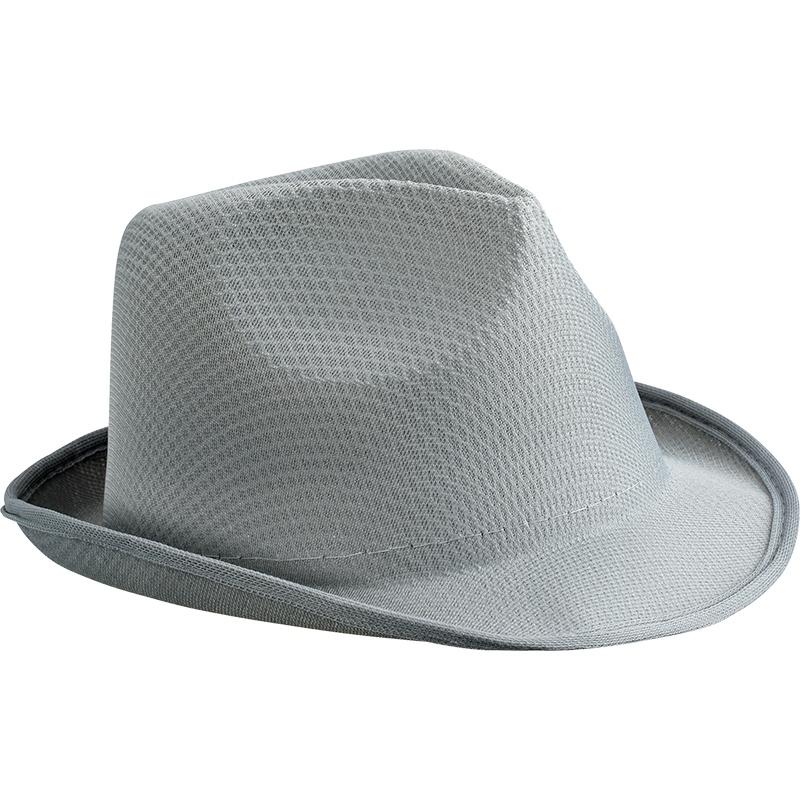 Chapeau publicitaire Bee gris