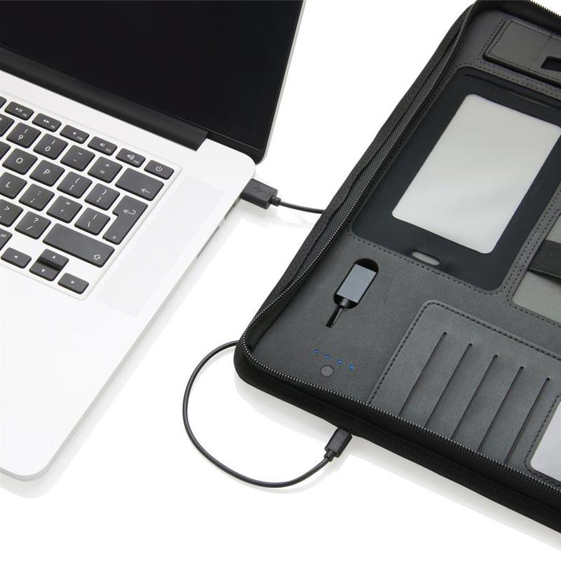 Conférencier personnalisable Battery - cadeau d'entreprise