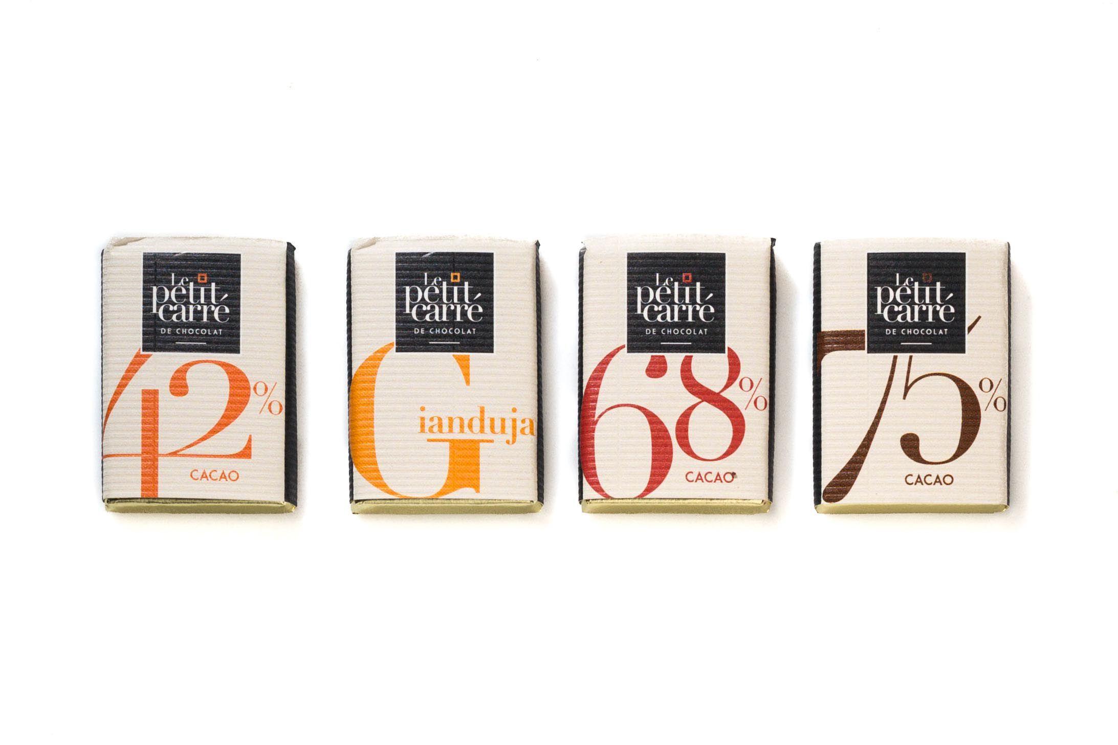 Gamme de chocolat pour boîte à personnaliser - Cadeau d'entreprise Noël