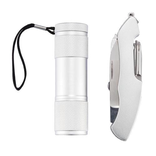Set d'outils promotionnels Quattro - objet publicitaire - cadeau d'entreprise