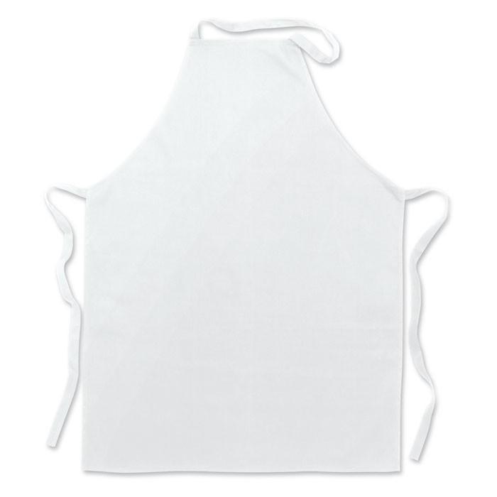 Tablier de cuisine publicitaire Kitab taupe - objet publicitaire cuisine