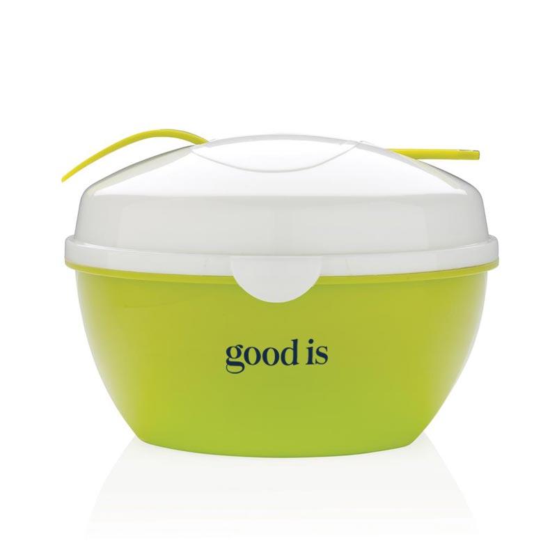 Lunch box publicitaire Salad2go - Cadeau d'entreprise