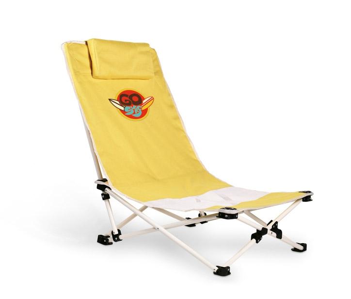 Cadeau d'entreprise pour l'été - Chaise publicitaire Capri Capri
