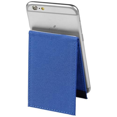 Cadeau promotionnel - Porte-cartes personnalisé et support téléphone Premium