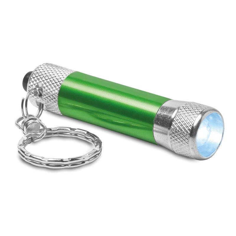Lampe de poche personnalisable Arizo - Cadeau publicitaire high-tech