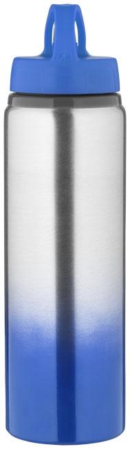 Gourde personnalisable Gradient - gourde en aluminium publicitaire