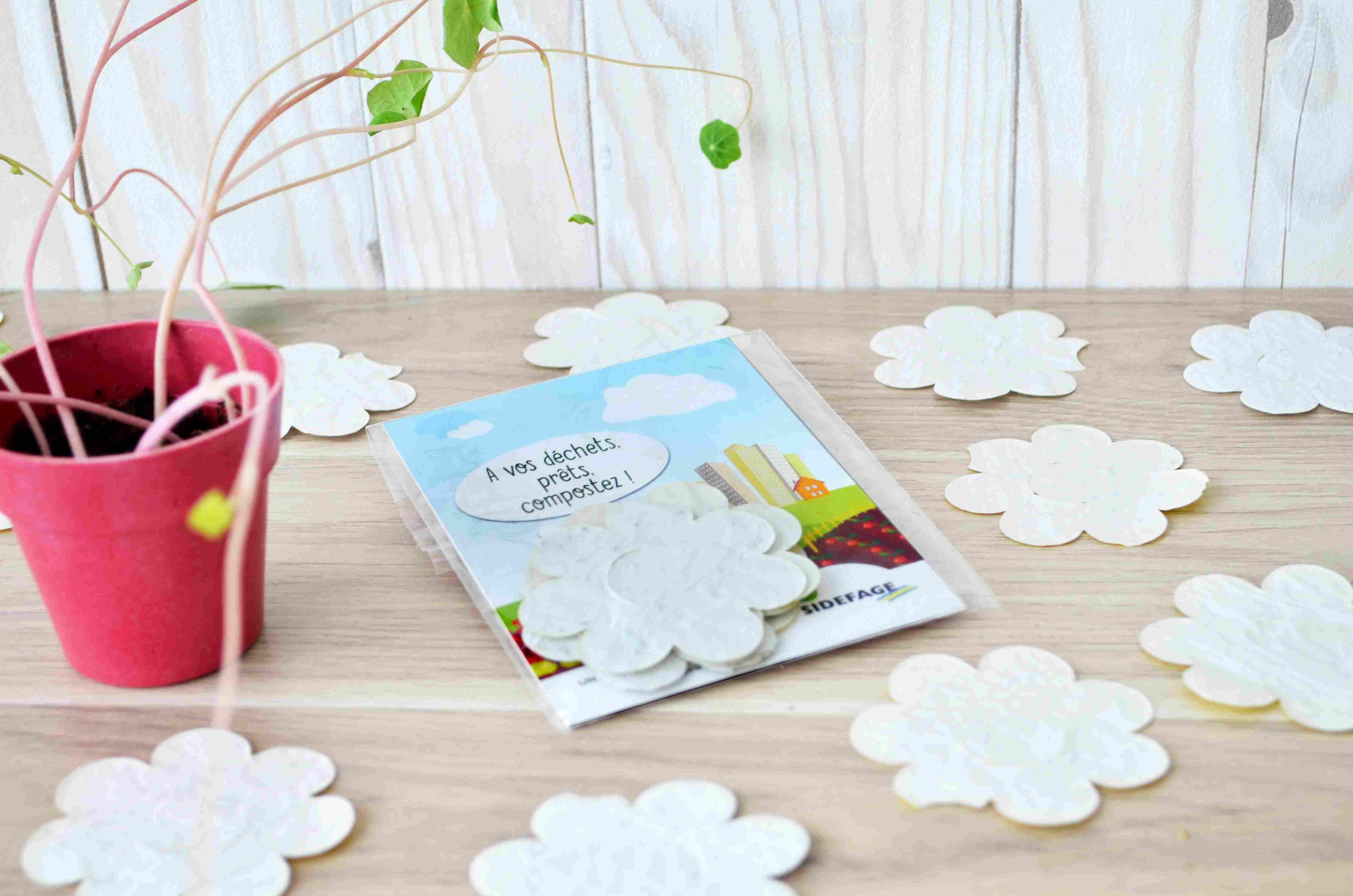 Goodies écologique - Confettis Biodégradables