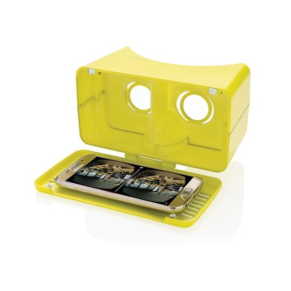 Lunettes de réalité virtuelle promotionnelles RV - cadeau d'entreprise high-tech