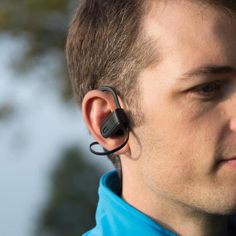 Écouteurs  sport personnalisable sans fil - Cadeau client