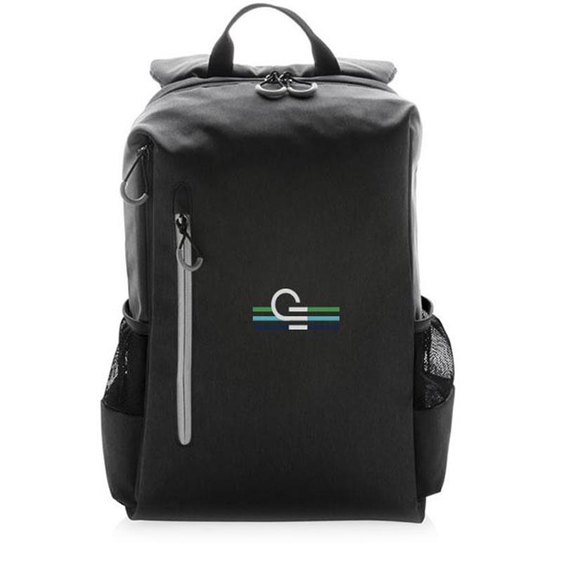 Bagagerie publicitaire pour ordinateur - sac à dos personnalisé pour ordinateur Lima