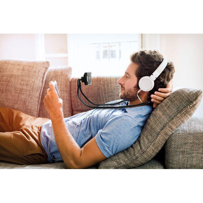 Support téléphone personnalisable mains libres Convy - cadeau publicitaire